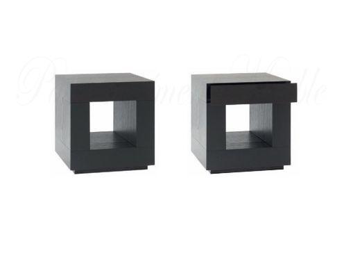 chevet luz interiors daisy cube 60 cm. Black Bedroom Furniture Sets. Home Design Ideas