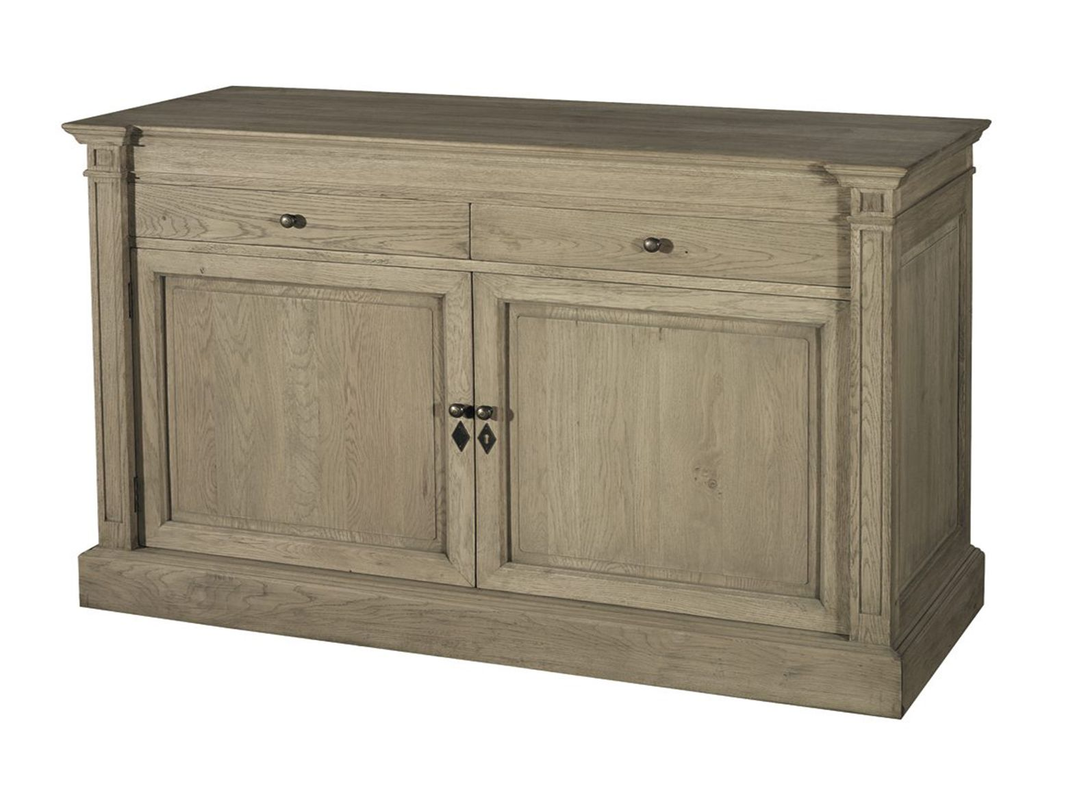 Buffet signature haussman 2 portes - Signature meubles ...