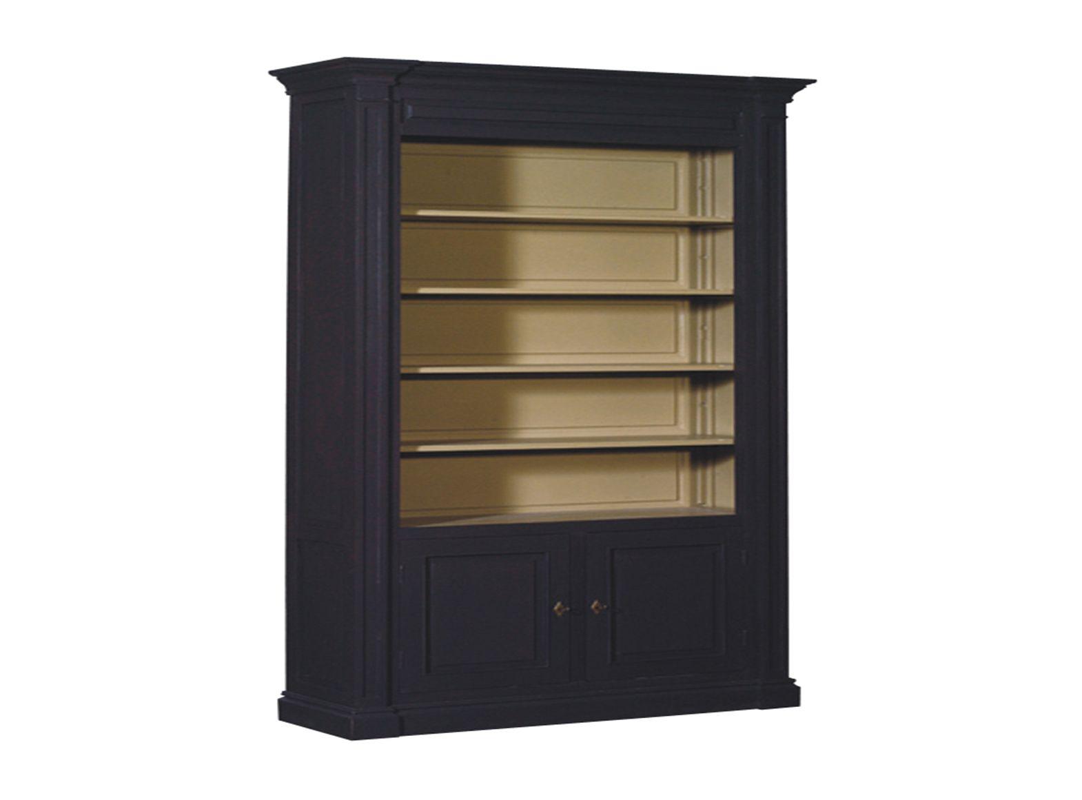 biblioth que signature moulures moderne 2 portes. Black Bedroom Furniture Sets. Home Design Ideas