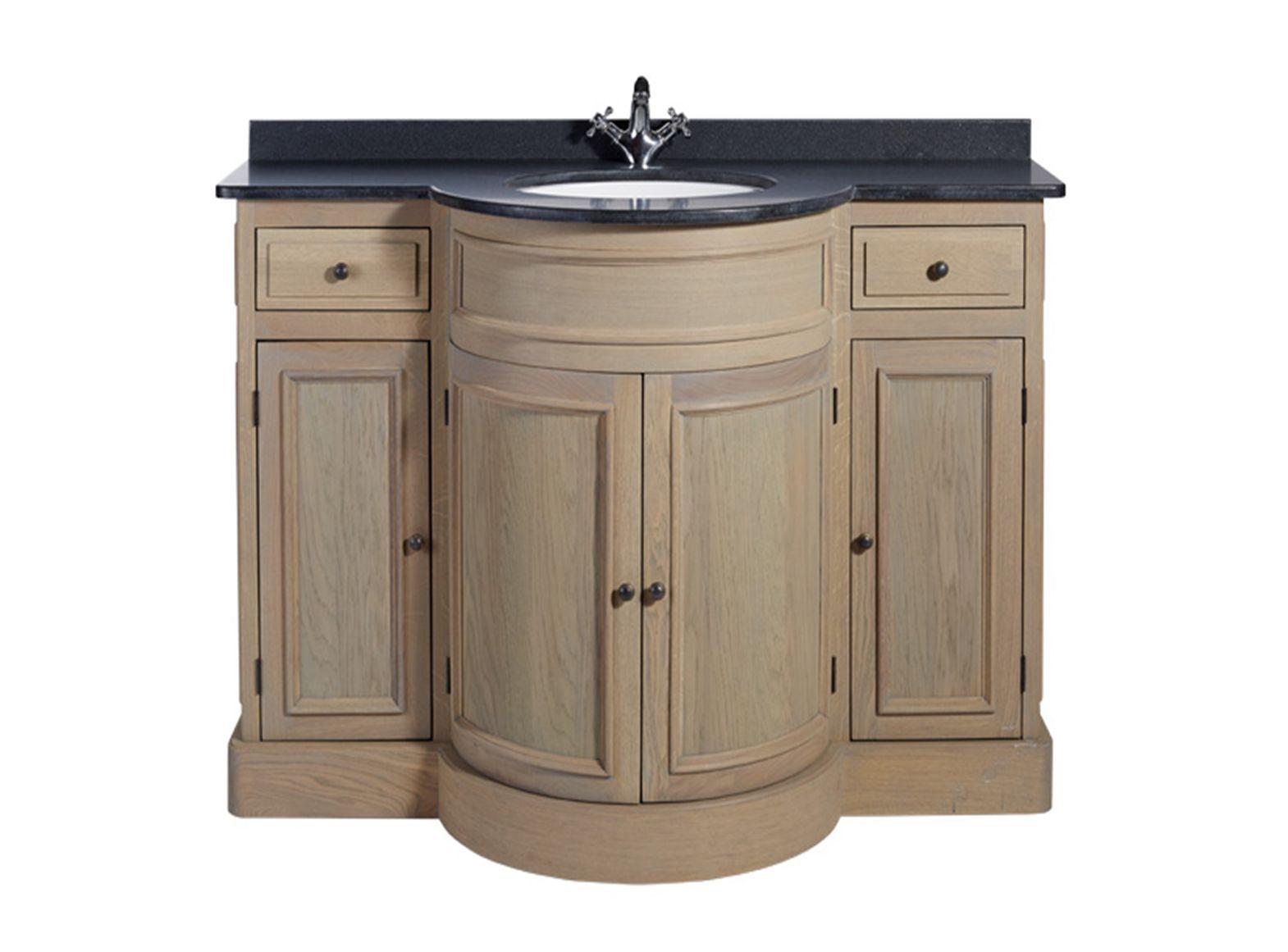 meuble salle de bain signature haussman rond. Black Bedroom Furniture Sets. Home Design Ideas