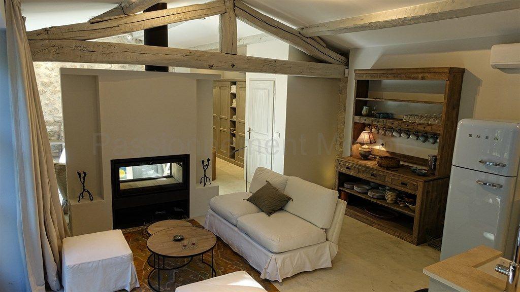 transformation d 39 un abris voiture en loft chaleureux architecture suivi de chantier et cr ation. Black Bedroom Furniture Sets. Home Design Ideas
