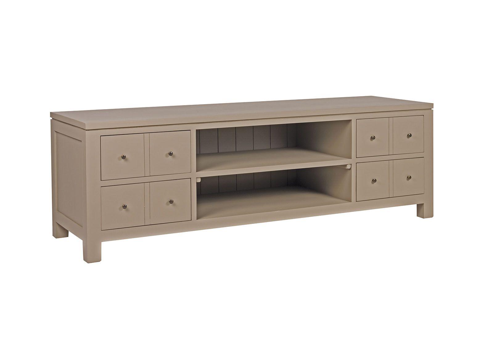 meuble multim dia 4 tiroirs jiceka d602. Black Bedroom Furniture Sets. Home Design Ideas